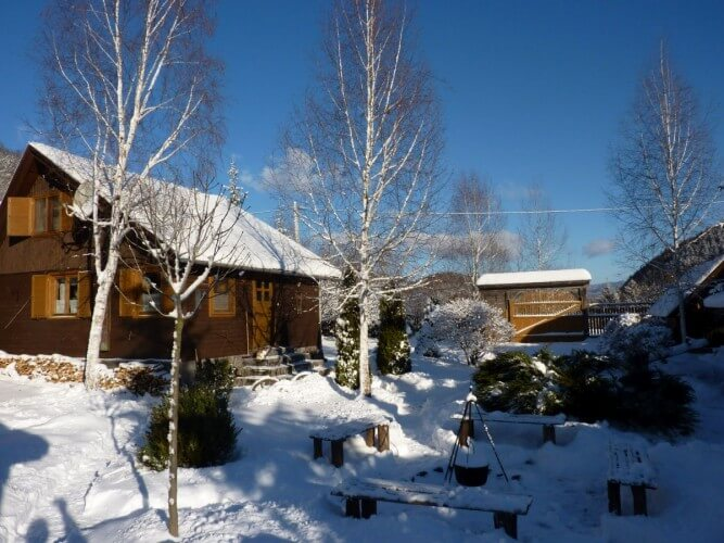 Ghidul confortului: cum intretii casa de vacanta pe timp de iarna