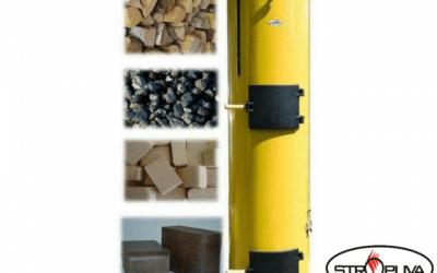 Avantajele unei centrale termice pe lemne