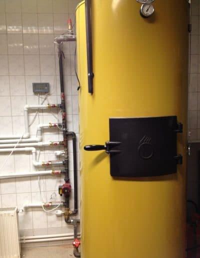 instalatie centrala stropuva